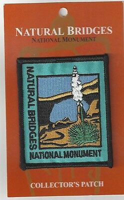 Souvenir Patch - Canyonlands National Park - Natural Bridges
