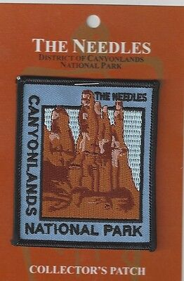 Souvenir Patch - Canyonlands National Park - The Needles