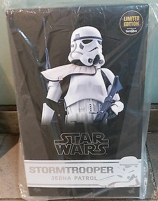 Hot Toys Toysrus Limited Edition Star Wars Rogue One Stormtrooper Jedha Patrol