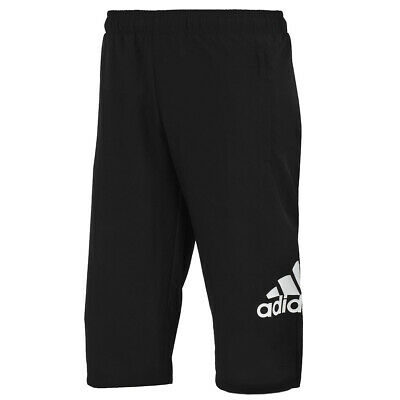 adidas Logo Woven 3/4 Herren Hose ClimaLite Essentials Woven Pant Sporthose