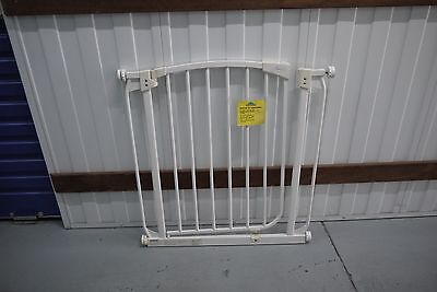 71 - 80 cm DREAMBABY Safety Baby Rail Swing Close Security Gate for pets too