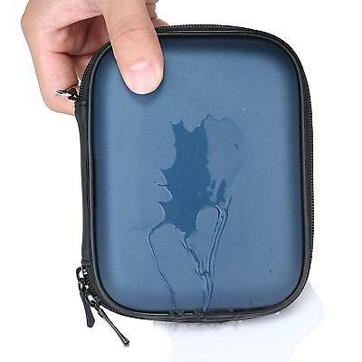 For Portable External Hard Drive/GPS Camera EVA Shockproof Carrying Travel Case