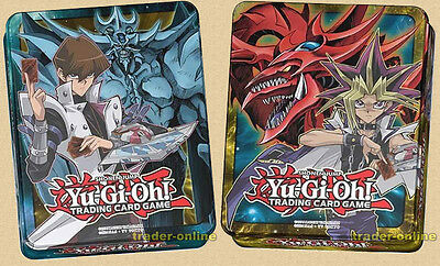 Mega Tins 2016 2er Tin Box Set Yugi und Kaiba deutsch original Neuware german