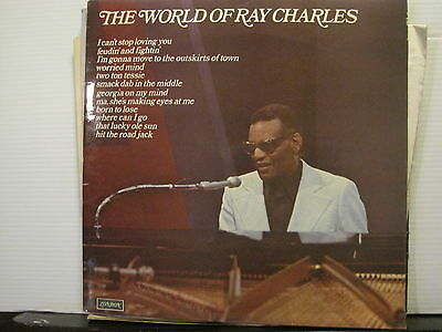 Ray Charles - The World Of ...Free UK Post