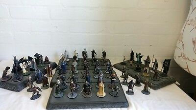 Lord of the Rings Eaglemoss NLP Metal Figures - 180 to choose from - List 3/3