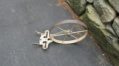 Vintage Planet Jr Single  Wheel   Cultivator