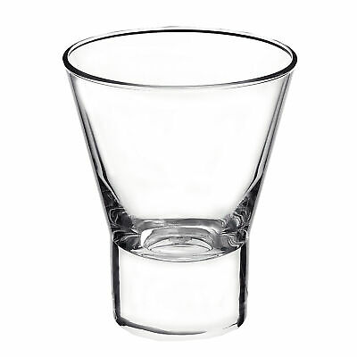 Ypsilon Tumbler 150ml - Set of 6 - Bormioli Rocco Heavy Base Glass Tumblers