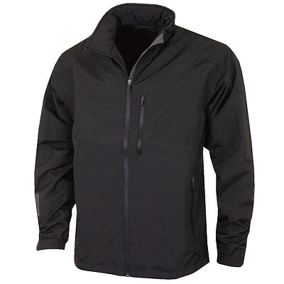 Proquip Golf Mens Colin Montgomorie Signature Waterproof Jacket Full Zip