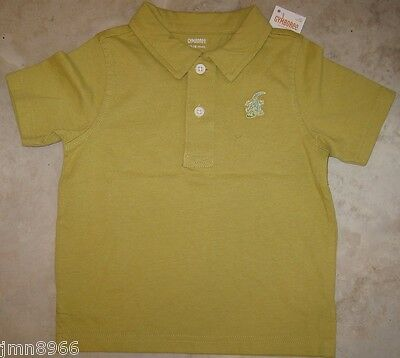 NWT Gymboree Boys Surf Rocks Salamander Gecko Polo Rugby Shirt U Pick Size NEW