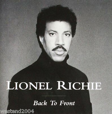 Lionel Richie - Back to Front - ( CD NEW & SEALED ) Greatest Hits / Very best