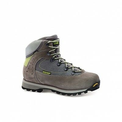 women's shoes Trekking Hiking DOLOMITE STELLA ALPINA GTX grey yellow