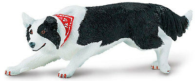 Border Collie Figurine Toy