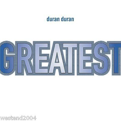 Duran Duran ~ Greatest Hits ~ The Very Best of ~ NEW CD  (SENT SAME DAY)