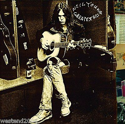 Neil Young - Greatest Hits - NEW CD ALBUM -  Very Best Of Collection