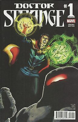 Doctor Strange Comic Issue 1 Annual Limited Variant Modern Age First Print