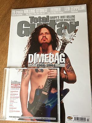 Total Guitar magazine & CD Volume 133, March 2005