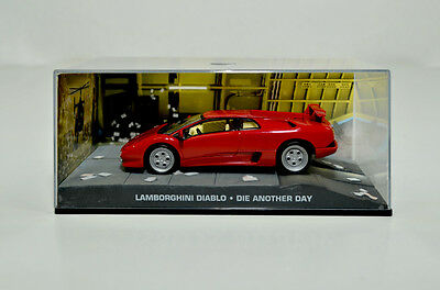 James Bond Modellauto-Collection Lamborghini Diabolo