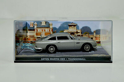 James Bond Modellauto-Collection Aston Martin DB5