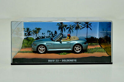 James Bond Modellauto-Collection BMW Z3