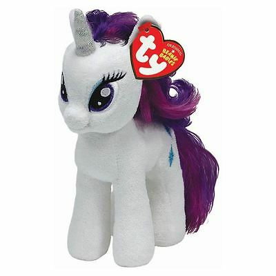 Ty My Little Pony - Twilight Sparkle Beanie Soft Plush Cuddly Collectible Toy