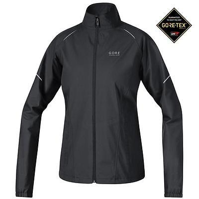 Gore Running Wear Women's Essential Lady GT Active Running Jacket: Black