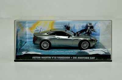 James Bond Modellauto-Collection Aston Martin V12 Vanquish