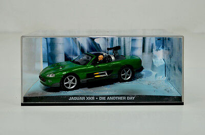 James Bond Modellauto-Collection Jaguar XKR