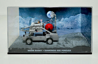 James Bond Modellauto-Collection Moon Buggy