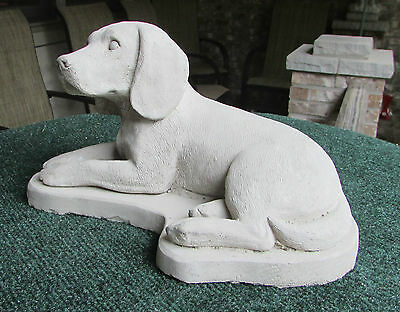 Concrete Beagle Statue Or Use As A Monument