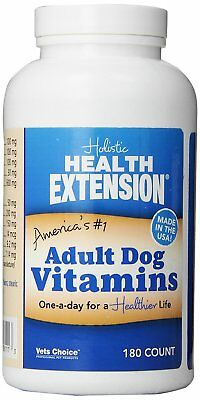 HEALTH EXTENSION - Lifetime Vitamins for Dogs - 180 Count
