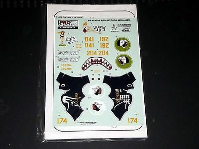 Pro Modeler Decals 1/48 B-25J Mitchells of the 345th Bomb Group