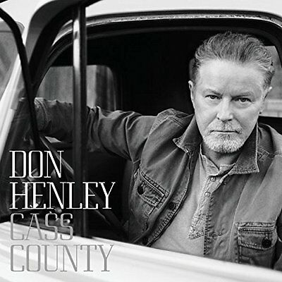 DON HENLEY Cass Country 2 x DELUXE Vinyl LP 2015 Gatefold Sleeve NEW & SEALED
