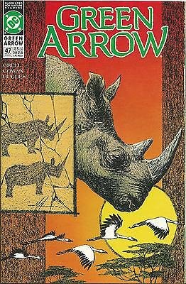 Green Arrow #47 (Dc) (1988 Series)