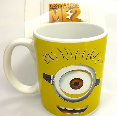 Wholesale Job Lot 30 x Despicable Me 2 Minions Official Gift Boxed Ceramic Mugs