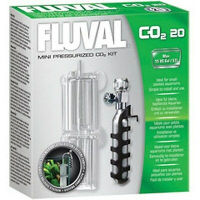 Fluval CO2 Kit 20g Pressurised