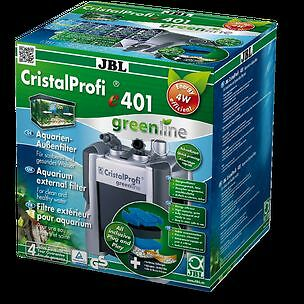 JBL Cristalprofi e401 Greenline Aquarium External Filter