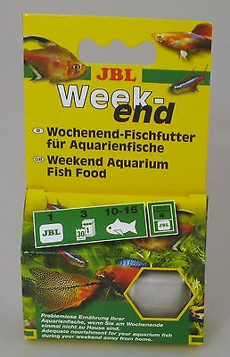 JBL Weekend Aquarium Fish Food