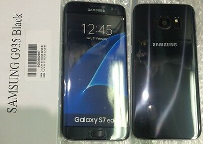 **Genune Original** Samsung Dummy Galaxy S7 edge G935 Black Display Toy Fake