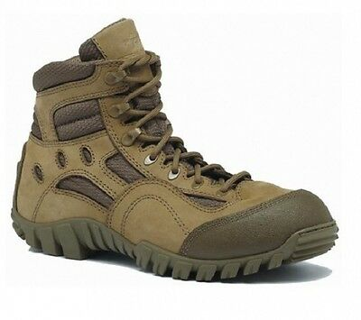 BELLEVILLE TR555 US RANGE RUNNER Tactical ARMY Outdoor BOOTS COYOTE 41.5