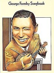 GEORGE FORMBY SONGBOOK Piano Vocal & UKE chords*