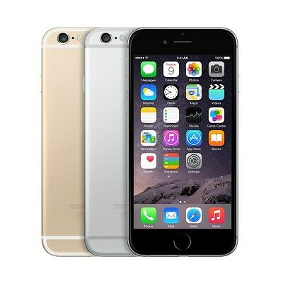 "Apple iPhone 6 Plus 16GB ""Factory Unlocked"" 4G LTE 8MP Camera Smartphone"