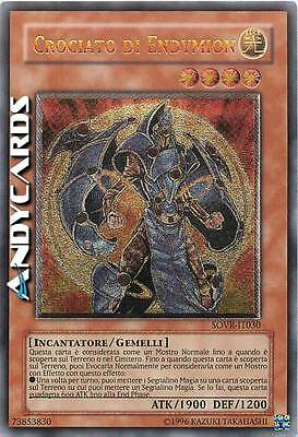 UNLIMITED NM ☻ Crociato di Endymion ☻ Ultimate ☻ SOVR IT030 ☻ YUGIOH ANDYCARDS