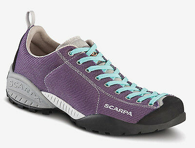 Shoes SCARPA MOJITO FRESH Women's colour Purple-maldive n.37