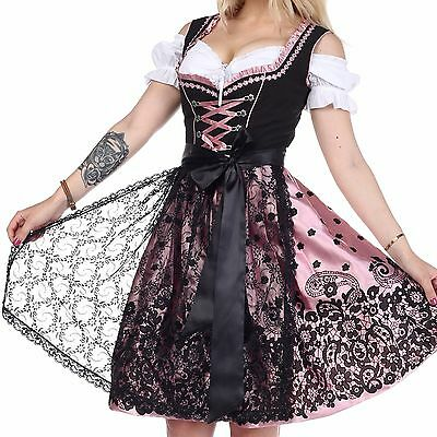 020 . Dirndl Oktoberfest German Austrian Dress Sizes: 4.6.8.10.12.14.16.18.20.22