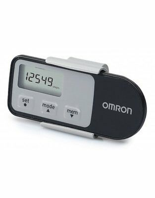 Omron HJ321 Walking Style One 2.1 Step Counter Pedometer 3 Dimensional Sensor