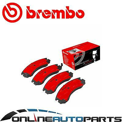 Brembo Front Disc Brake Pads Set for Mitsubishi Challenger PA 3.0L 4wd 3/98-3/07