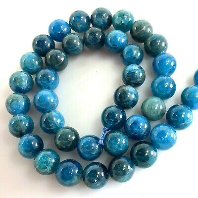 "4x2mm Natural Blue Apatite Faceted Rondelle Beads Spacer 15"" (AI07)a Wholesale"