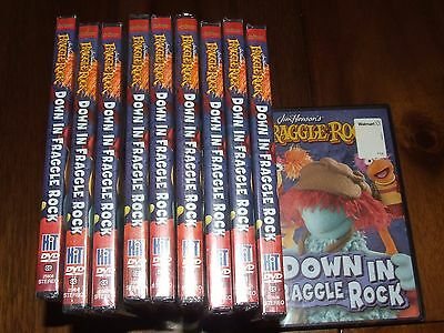 Down in Fraggle Rock DVD Jim Henson lot of 10 wholesale Brand New Sealed Store