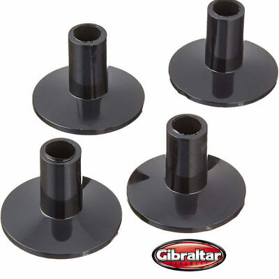 Gibraltar SC19A 4 pack Long Cymbal Sleeve with Seat 8mm