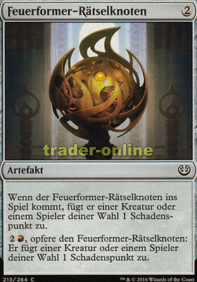 Kheru Spellsnatcher Khans of Tarkir Magic Kheru-Zauberdiebin